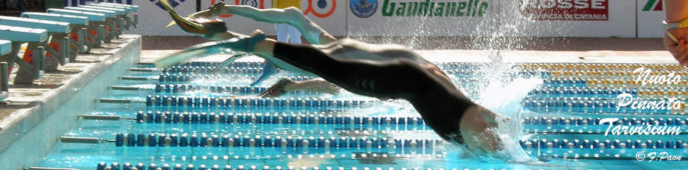 Filmati nuoto pinnato tarvisium asd treviso for Pinne x piscina